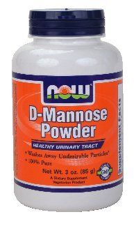 Now Foods D-Mannose, 3 oz (Pack of 2) by Now Foods. $32.65. Now Foods D-Mannose, 3 oz (Pack of 2)