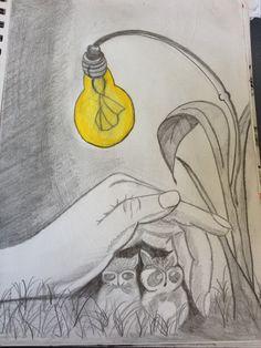 Sketchbook handscape