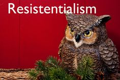 27 Words We Should Bring Back- Resistentialism  Meaning: The seemingly malevolent behaviour displayed by inanimate objects. Origin: 1940s As in: That water bottle looks like it wants to kill me. It exhibits resistentialism.