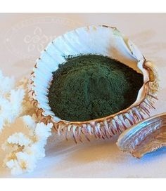 Spirulina por 20g Spirulina, Pie Dish, Dishes, Ethnic Recipes, Food, Tablewares, Eten, Flatware, Tableware