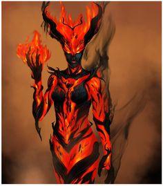 Fire Atronach, TES