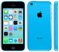 iPhone 5C Azul 8 GB por R$ 1399 no Submarino