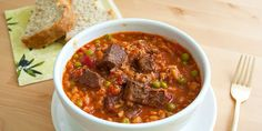 SPANJOLSKI LONAC - rizoto s govedinom i povrcem
