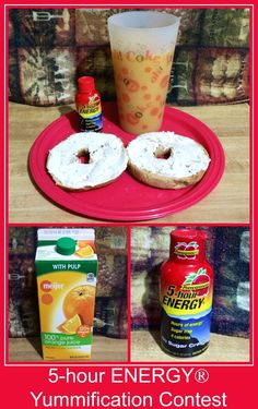 """Mom in Training: Enter the 5-hour ENERGY® """"Yummification"""" Video Contest giveaway with $25 visa gift card"""