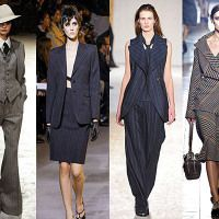 Women's Fashion Suit Trends For Fall Winter 2013-2014