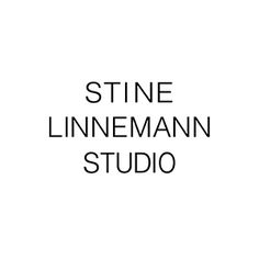 New logo for Stine Linnemann Studio: Design-driven woven textile supplier with focus on creativity and sustainability in a wealth of materials. Please click for facebook page with posts and videos about textile design, weaving, fashion more design and news about the studio of course.