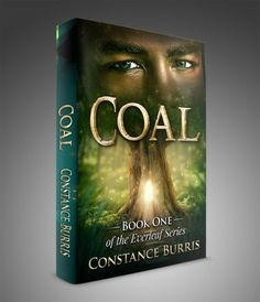 Claim a free copy of Coal: Book One of the Everleaf Series by Constance!  #YA #fantasy