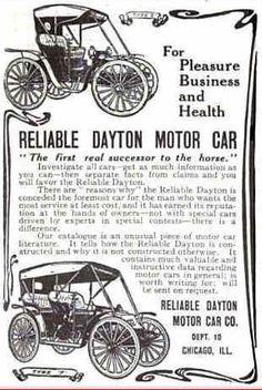 1909 Reliable Dayton