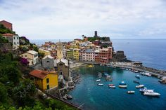 Vernazza Italy || Click on the photo to discover the most incredible destinations with us :)