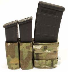 Esstac KYWI+ Single M4 SHORTY / Double Pistol KYWI Pouch