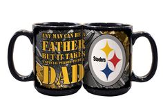 Pittsburgh Steelers Special Person Dad Coffee Mug - Official Online ...