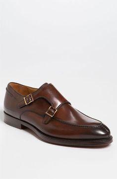 Magnanni 'Turia' Double Monk Strap Slip-On available at #Nordstrom