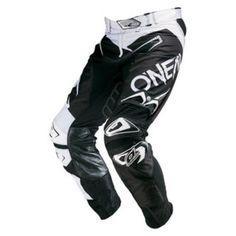 Hardwear flow nero bianco Motocicli ad Euro 151.96 in #Oneal #Store gt abbigliamento moto gt pantaloni