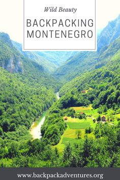Backpacking Montenegro: A travel guide with a 2 week Montenegro itinerary and everything you need to know for the independent budget traveller. Europe Travel Guide, Europe Destinations, Travel Guides, Amazing Destinations, Montenegro Travel, International Travel Tips, Ultimate Travel, Culture Travel, European Travel
