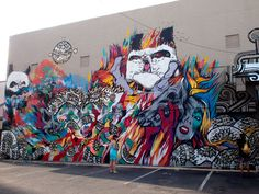 Estria, Peap, Katch1, Phibs, Angry Woebot, Rone, Will Barras, Mr Jago, - Honolulu
