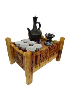 Set of Ethiopian Clay Coffee Pot,Cups,Frankincense Burner & Stand (Rekebot) Coffee Time, Coffee Cups, Ethiopian Coffee Ceremony, Coffee Stands, Coffee Addiction, Coffee Culture, How To Make Coffee, Clay Design, Spring 2016