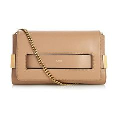 CHLOE Elle medium shoulder bag found on Nudevotion