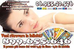 Consulti di cartomanzia professionale a soli 0,60 cent da tutti i cellulari chiama al numero 899655646 http://www.cartomantistudiosibilla.it/