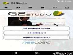 "G2Studio News & Safety Lite  Android App - playslack.com ,  G2 Studio ""News & Safety"" was born after years of experience in the field of safety and health at work in order to make a valuable and practical reference tool for professionals, employers, representant for the safety of workers, RSPP and for anyone who wants to look out the hard drive of job security.Topics:- News in order of technical and enforcement laws;- Competent and timely update for employers and operators of the sector…"