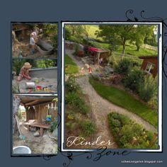 Das Do-it-yourself-Baumhaus - Ein Schweizer Garten