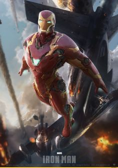 Captain Marvel felt very Iron Man like for me with her style of combat. What do you think of her? the jump out By Deryl Braun Iron Man Avengers, Avengers Comics, The Avengers, Marvel Heroes, Captain Marvel, Marvel Avengers, Iron Man Mark 2, Iron Man Art, Iron Man Kunst