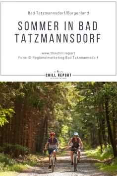 Sommer in Bad Tatzmannsdorf macht Spaß - The Chill Report Das Hotel, Wellness, Austria, Chill, Traveling, Hotels, Outdoor, Filling Station, Road Trip Destinations