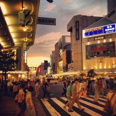 "阪急 河原町駅 (Kawaramachi Sta.) (HK-86) in 京都市, 京都府 ""downtown"" area - restaurants, karaoke, bars!"