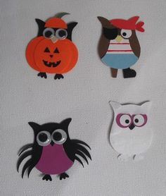 II from Splitcoaststampers: SU Owl Punch - Halloween Punch Art II by DiHere - Cards and Paper Crafts at Splitcoaststampers Art Halloween, Halloween Punch, Easy Halloween Crafts, Halloween Cards, Owl Crafts, Paper Crafts, Owl Punch Cards, Paper Punch Art, Hallowen Ideas