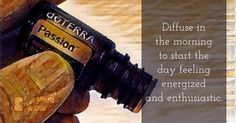 Inspiring Blend   This amazing blend will help you feel energized and enthusiastic. Use it to help inspire creativity!