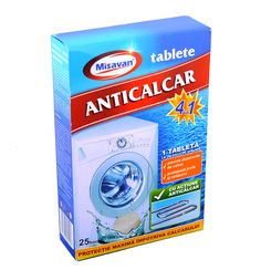 Tabletele Anticalcar 4in1 www.produse-de-curatenie.ro Laundry Detergent, Cleaning Solutions, Powdered Laundry Detergent