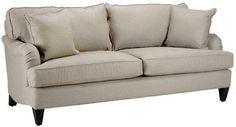 Markham Sofa - Sofas - Custom Upholstery - Living Room Furniture - Furniture | HomeDecorators.com/$849.00