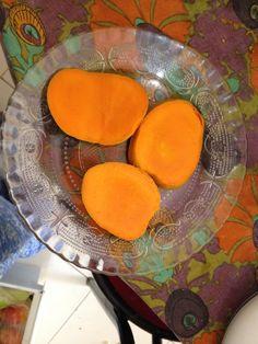 Mango from the garden tree
