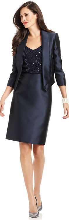 Tahari ASL Women's Suits