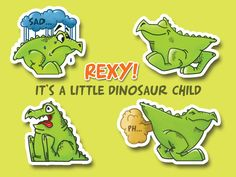 It's a little dinosaur child ^^ Ex Libris, Sad, Children, Boys, Kids, Big Kids, Children's Comics, Sons, Kid