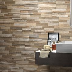 Ceramic Tile - Wall Art from Ceramica Rondine Types Of Floor Tiles, Wall Tile Adhesive, Taupe Walls, Buy Tile, Polished Porcelain Tiles, Wooden Cubes, Name Wall Art, Tile Manufacturers, Glazed Tiles
