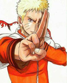 Naruto Uzumaki Seventh Hokage ❤ Anime Naruto, Manga Anime, Naruto Y Hinata, Naruto Gaiden, Naruto Art, Naruto Uzumaki Hokage, Madara Uchiha, Kakashi Itachi, Narusasu
