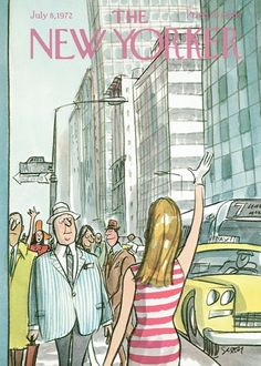 The New Yorker, New Yorker Covers, Magazine Illustration, Illustration Art, Capas New Yorker, Cover Art, Cover Pages, Magazin Covers, Vintage Magazines