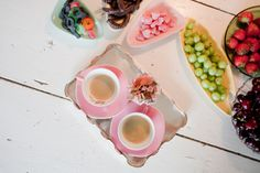 Jan Hoet Junior and Delphine Bekaert's loft Coffee Break, My Coffee, Rue Verte, Food Design, Fresh Rolls, Food Styling, Tea Time, Sweet Tooth, Bakery