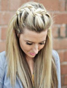 Sugestões de Penteados - #havan #cabelo #penteado