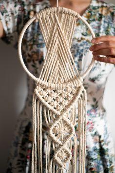 Macrame Rings, Boho Room, Macrame Design, Diy Rings, Macrame Projects, Boho Diy, Macrame Patterns, Plant Hanger, Diy And Crafts