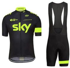 sky Cycling Sets Cycling Clothing Bike Clothing Breathable Quick Dry Men  Bicycle Wear Short Sleeve 24547a4cc