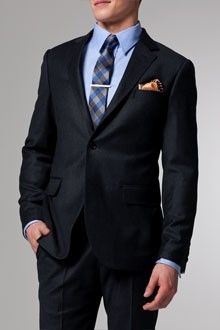 Mens Suits - Suits for Men   Indochino #vogueattiremensedition