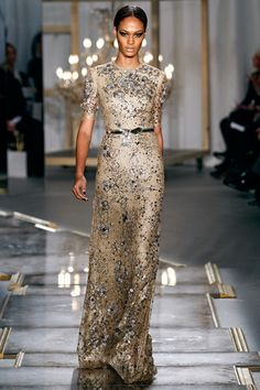 By Jason Wu - fall 2011 (I love sparkles almost as much as I love feathers! :))
