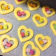 お 菓子 pink color code - Pink Things Delicious Cookie Recipes, Sweets Recipes, Cute Cookies, Yummy Cookies, Cheap Sweets, Biscuit Cookies, Cata, Biscuits, How Sweet Eats