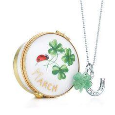 St Pats Day Tiffany Style