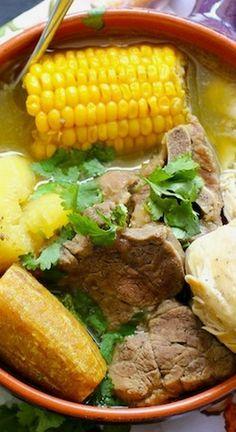 Sancocho Puerto Rican Beef Stew Recipe Puerto Rican