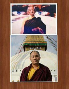 Kalu Rinpoche...past & present.