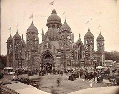 Iowa Corn Palace, 1880s Iowa, Mud, Palace, Palaces, Castles