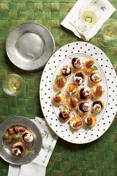 Thanksgiving Appetizers: Bacon-Fig Tassies