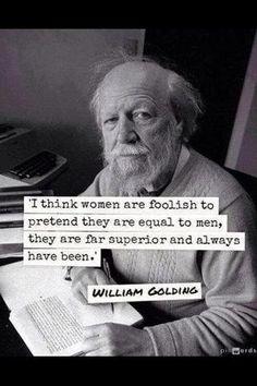 William Golding, ladies man